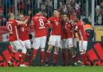 Tong hop: Bayern Munich 3-0 RB Leipzig (Vong 16 Bundesliga 2016/17)
