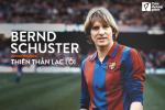 Bernd Schuster: Thien than lac loi