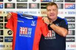 Sam Allardyce bất ngờ từ chức HLV trưởng Crystal Palace