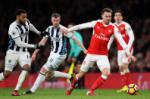 Goc Arsenal: Ramsey xung dang da chinh hon Xhaka