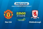 MU vs Middlesbrough (22h ngay 31/12): Trong con thinh no cua Ibra…