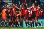 Tong hop: Bournemouth 4-3 Liverpool (Vong 14 NHA 2016/17)