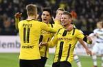 Tong hop: Dortmund 4-1 Moenchengladbach (Vong 13 Bundesliga 2016/17)