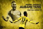 Pierre-Emerick Aubameyang: Chay qua giong to