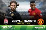 Zorya 0-2 MU (KT): Mkhitaryan lan dau ghi ban, Quy do vuot qua vong bang Europa League