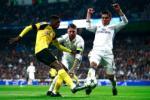 Barca rut lui vu sao khung Dortmund