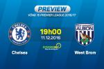 Chelsea vs West Brom (19h ngay 11/12): Tiep da hung phan
