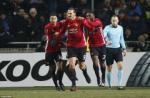 M.U có thể đụng những đối thủ nào ở vòng 1/16 Europa League?