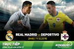 Real Madrid 3-2 Deportivo (KT): Ramos lai sam vai cuu tinh, Los Blancos thang ngoan muc