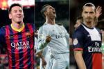 Ibrahimovic: Ông vua không ngai của làng bóng đá thế giới