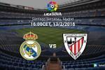 TRỰC TIẾP Real Madrid vs Athletic Bilbao 22h00 ngày 13/2: Cập nhật đội hình xuất phát