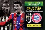 Juventus 2-2 Bayern Munich (KT): Tran hoa nuoi tiec cua Hum xam