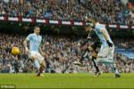 Video clip ban thang: Man City 1-3 Leicester (Vong 25 NHA 2015/2016)