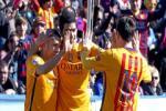Dư âm Levante 0-2 Barca: Hay không bằng may