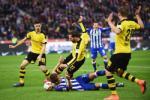 Video clip bàn thắng: Hertha Berlin 0-0 Dortmund (Vòng 20 Bundesliga 2015/2016)