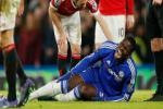 Cận cảnh chấn thương kinh hoàng của trung vệ Zouma trận Chelsea 1-1 M.U