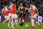 Dư âm Barcelona 3-1 Arsenal: Những quyết định khó hiểu của Wenger