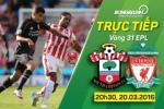 Southampton 3-2 Liverpool (KT): Tran thua nguoc khong the tin noi