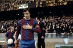 Barcelona can nhac doi ten san Nou Camp thanh Johan Cruyff