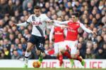 Tottenham 2-2 Arsenal: Phao thu linh, anh o noi dau?