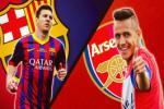 Siêu sao Messi, Sanchez quảng cáo siêu nước ngọt