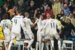 Real Madrid 3-0 Wolfsburg: Bernabeu, Remontada va Undecima