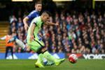 Thống kê: Mành lưới Chelsea là mục tiêu ưa thích của Aguero