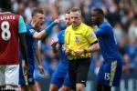 Jon Moss phá hỏng trận Leicester 2-2 West Ham như thế nào?