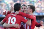 Video clip ban thang: Atletico Madrid 3-0 Granada (Vong 33 La Liga 2015/2016)