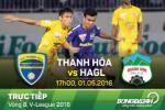 FLC Thanh Hóa 2-1 HAGL (Kết thúc): Siêu phẩm của Đình Đồng giúp Thanh Hoá thắng nghẹt thở