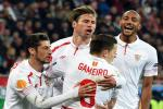 Video clip ban thang: Shakhtar Donetsk 2-2 Sevilla (Ban ket luot di Europa League 2015/16)