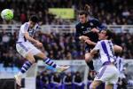 Đánh bại Sociedad, người Real bắt đầu mơ về chức vô địch La Liga