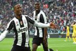 Video clip ban thang: Juventus 5-0 Sampdoria (Vong 38 Serie A 2015/16)