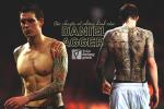 Daniel Agger - Cau chuyen cua nhung hinh xam
