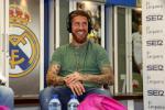 Ramos ngán nhất Griezmann trong trận chung kết Champions League