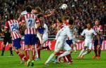 Sergio Ramos vi vo dich Champions League giong... len giuong