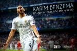 Karim Benzema: Da den luc chay tron khoi qua khu