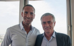 Mourinho tính mời Ferdinand làm trợ lý ở M.U