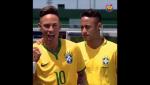 Neymar phát cuồng tự sướng với bản sao