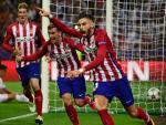 Atletico Madrid mất cúp C1 vì người hùng Carrasco?