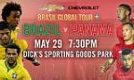 Brazil 2-0 Panama: Thắng nhẹ vì chớp cơ hội kém