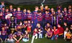 Vo dich Champions League, Real Madrid van thua Barcelona ve so danh hieu