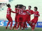Điểm tin Bongda24h.vn sáng 31/5: Phong Phú Hà Nam vô địch lượt đi giải VĐQG nữ 2016