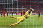 Nhin lai 2 qua 11m hong tran Bayern 2-1 Atletico Madrid