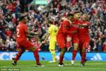 Video clip bàn thắng: Liverpool 3-0 Villarreal (Lượt về bán kết Europa League 2015/2016)