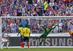 Video clip bàn thắng: Mỹ 2-1 Ecuador (Tứ kết Copa America 2016)