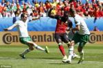 Dư âm Bỉ 3-0 Ireland: Khi Hazard và đồng đội thắng theo cách của Ireland