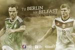 Tu Berlin den Belfast: Chuyen cua nhung buc tuong
