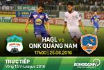 HAGL 1-4 Quảng Nam (KT): Thêm một thất bại toàn diện
