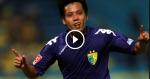 Video clip bàn thắng: SLNA 1-3 Hà Nội T&T (Vòng 13 V-League 2016)